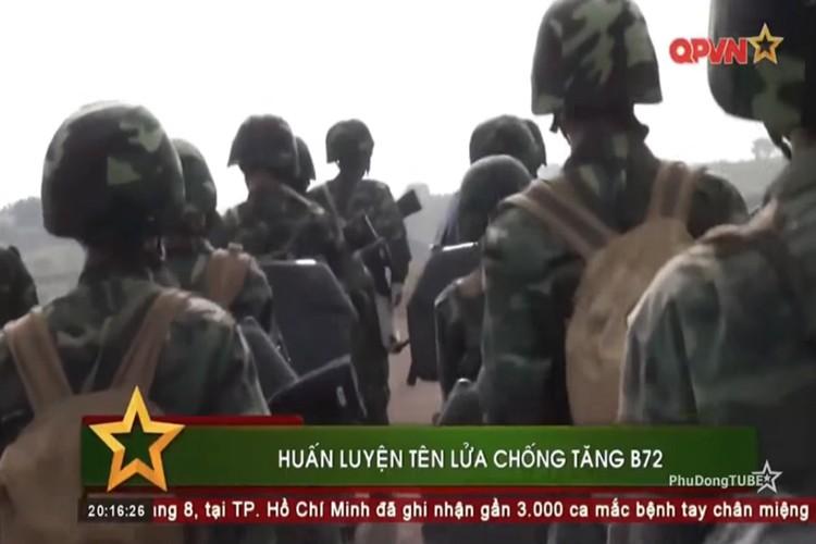 Tan mat ten lua chong tang B72 cua Viet Nam dan tran