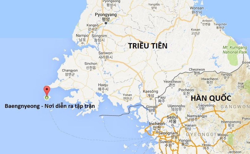 Han Quoc ram ro tap tran ngay sat bien gioi Trieu Tien-Hinh-8