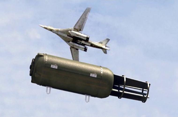 Cha cua cac loai bom: dinh cao vu khi phi hat nhan Nga