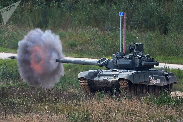 Dung nhu pha: T-90 o Syria, chiec chay den, chiec nat bet-Hinh-12