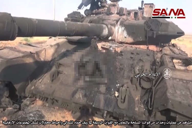 Dung nhu pha: T-90 o Syria, chiec chay den, chiec nat bet-Hinh-3