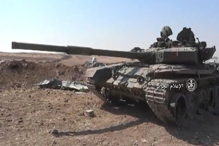 Dung nhu pha: T-90 o Syria, chiec chay den, chiec nat bet-Hinh-4