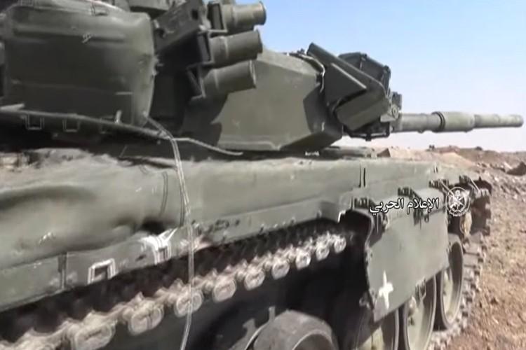Dung nhu pha: T-90 o Syria, chiec chay den, chiec nat bet-Hinh-5