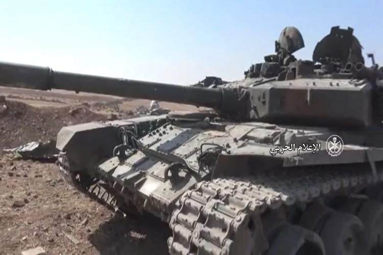 Dung nhu pha: T-90 o Syria, chiec chay den, chiec nat bet-Hinh-6