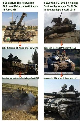 Dung nhu pha: T-90 o Syria, chiec chay den, chiec nat bet-Hinh-7
