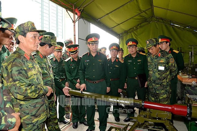 Qua gioi: Viet Nam cai tien thanh cong dan chong tang PG-9