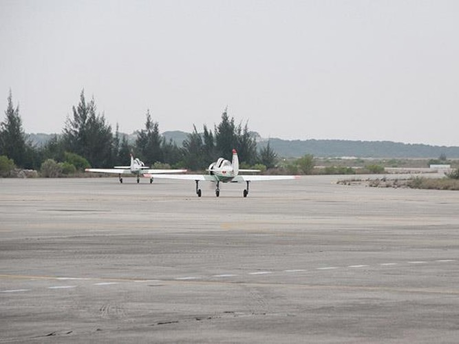 Mot ngay huan luyen cua tan phi cong Khong quan Viet Nam-Hinh-9