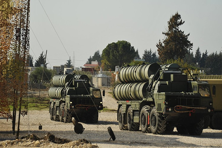 "Nga quyet ""dong"" khong phan Syria bang to hop S-400 thu hai"