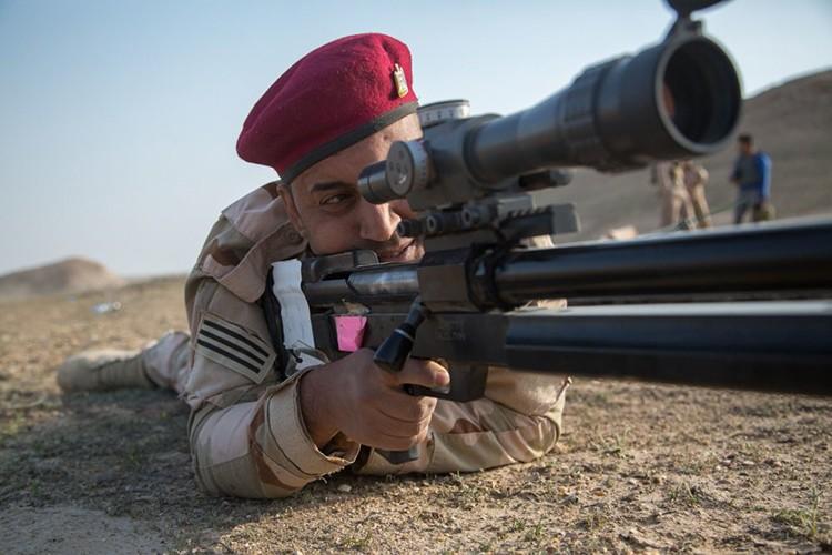 """Vua ban tia"" Iraq bi ban ha o tuoi 63-Hinh-9"