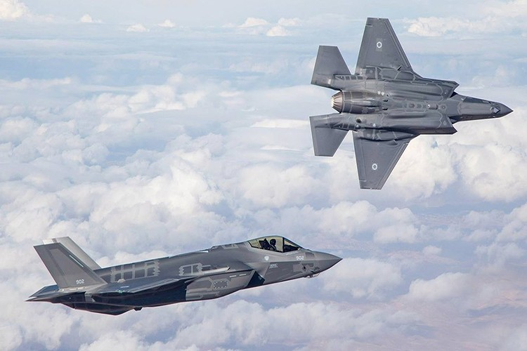 """Co F-35I, Israel co qua mat duoc """"luoi lua"""" S-300 cua Iran?"""