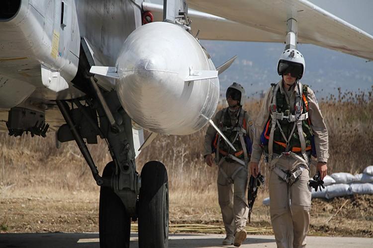 Chien truong Syria: Quan doi Nga the hien ban linh hon My