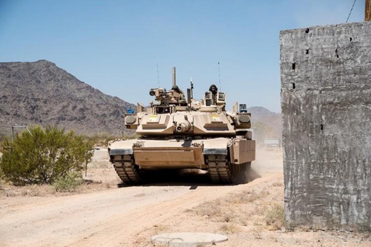 Trang bi them Trophy, M1 Abrams quyet an thua du voi T-14 Armata-Hinh-3