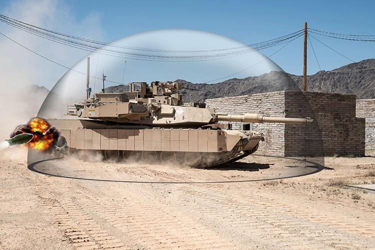 Trang bi them Trophy, M1 Abrams quyet an thua du voi T-14 Armata-Hinh-6