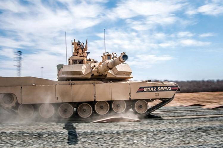 Trang bi them Trophy, M1 Abrams quyet an thua du voi T-14 Armata-Hinh-9