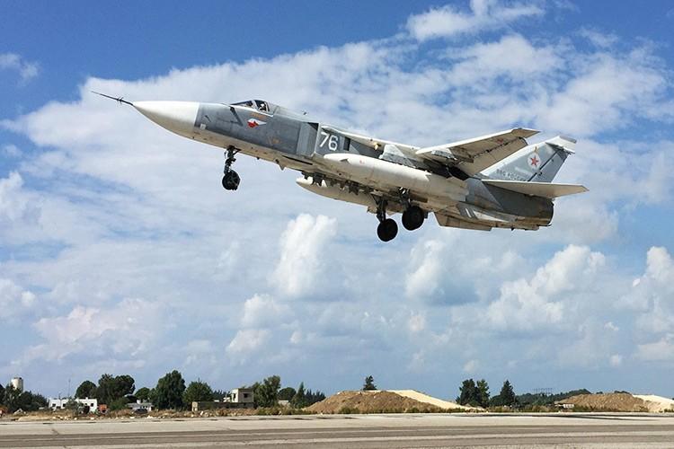 Ung vien nao co the thay the cho Su-24M2 cua Nga o Syria