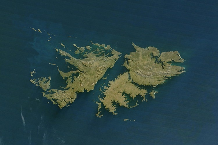 Ve tinh Lien Xo danh chim tau chien Anh trong Chien tranh Falkland-Hinh-7