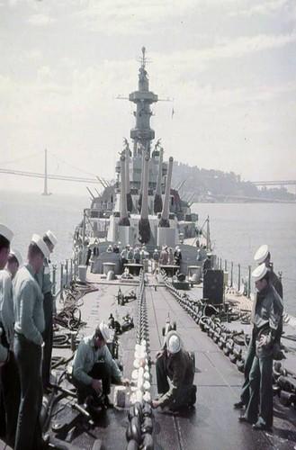 My son lai sieu ham USS Iowa thang tien toi Trieu Tien-Hinh-6