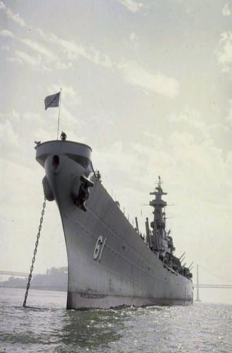 My son lai sieu ham USS Iowa thang tien toi Trieu Tien-Hinh-8