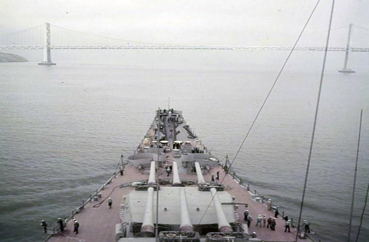 My son lai sieu ham USS Iowa thang tien toi Trieu Tien-Hinh-9