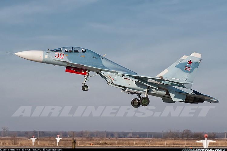 Nga muon Viet Nam mua lai ca 4 chiec Su-30M2?