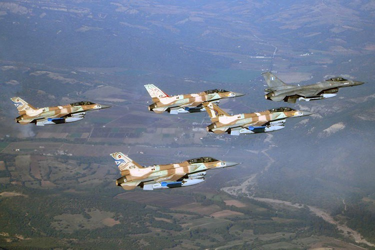 """Vi sao """"luoi lua"""" phong khong Syria luon bat hut may bay Israel?-Hinh-7"""