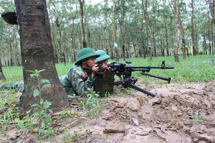 Trung doan bo binh Su doan 5 nang cao chat luong huan luyen-Hinh-2