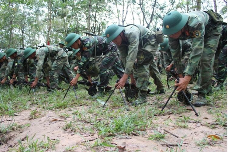 Trung doan bo binh Su doan 5 nang cao chat luong huan luyen-Hinh-5