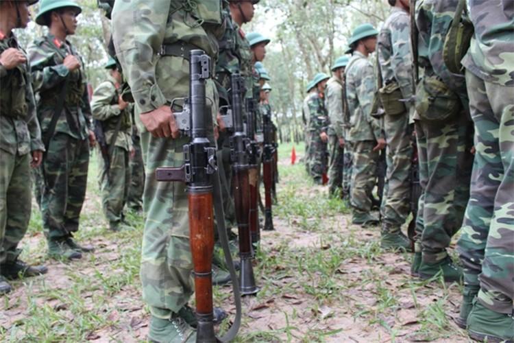 Trung doan bo binh Su doan 5 nang cao chat luong huan luyen-Hinh-8