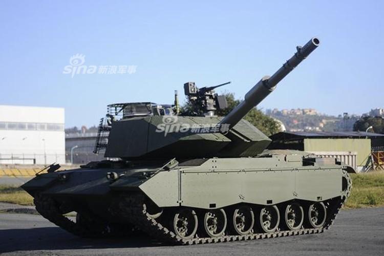 Lo dien bien the M60 doi trong cua T-72B3 tren chien truong-Hinh-8
