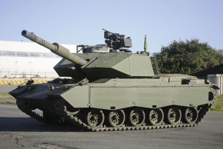 Lo dien bien the M60 doi trong cua T-72B3 tren chien truong-Hinh-9