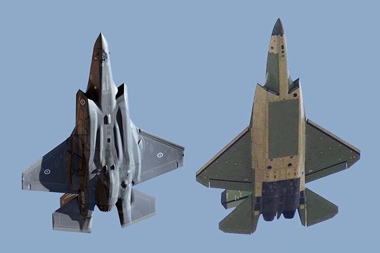 Cuoc dua J-31 va F-35: Ke tam lang, nguoi nua can-Hinh-4