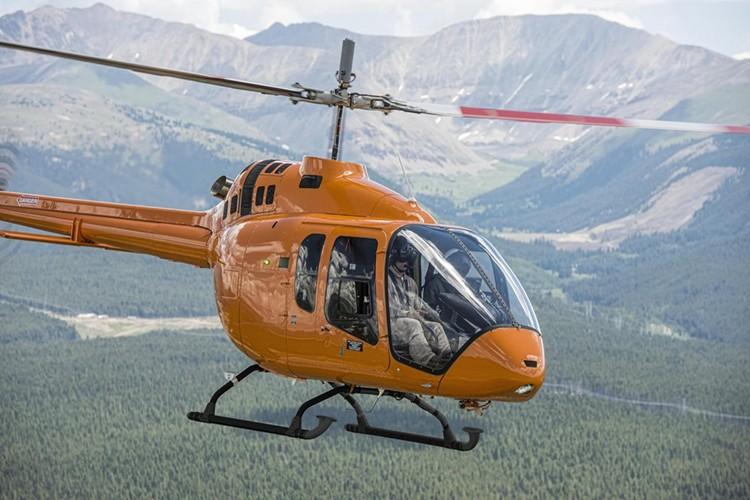 QĐND Việt Nam đã mua trực thăng Bell của Mỹ