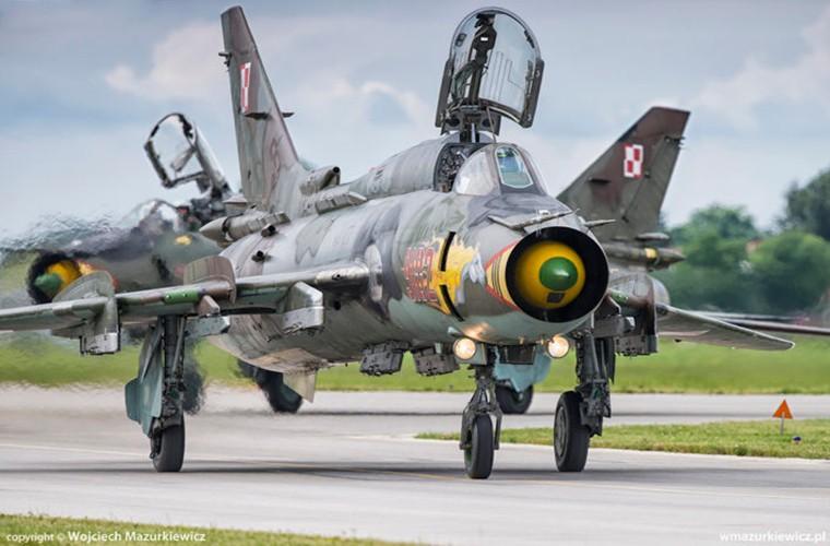 Chien dau co nao thay the MiG-29, Su-22 cua Ba Lan?