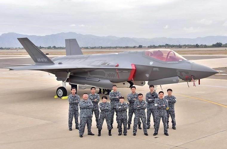 Nhan tiem kich F-35, Nhat Ban