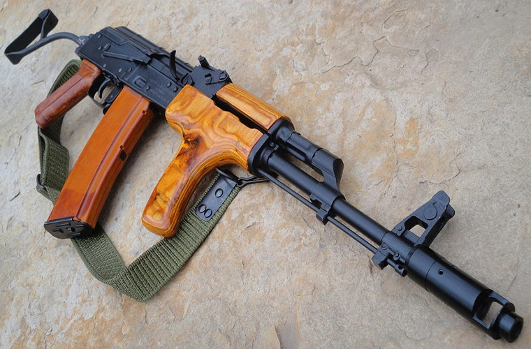 AIMS-74 co that su sao chep sung truong tan cong AK-74?
