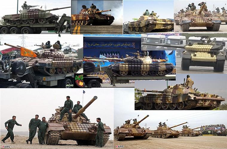 Them giap ERA, xe tang Iran se vuot troi T-90?-Hinh-5