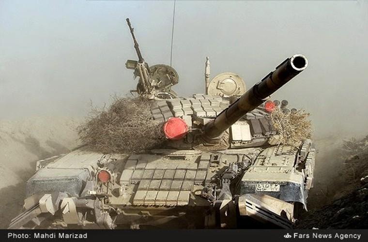 Them giap ERA, xe tang Iran se vuot troi T-90?-Hinh-6