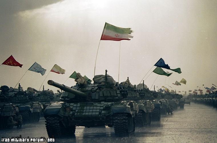 Them giap ERA, xe tang Iran se vuot troi T-90?
