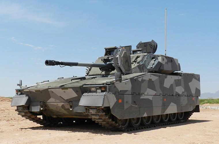 RPG-7, RPG-29 se bat luc truoc xe chien dau bo binh CV9035?