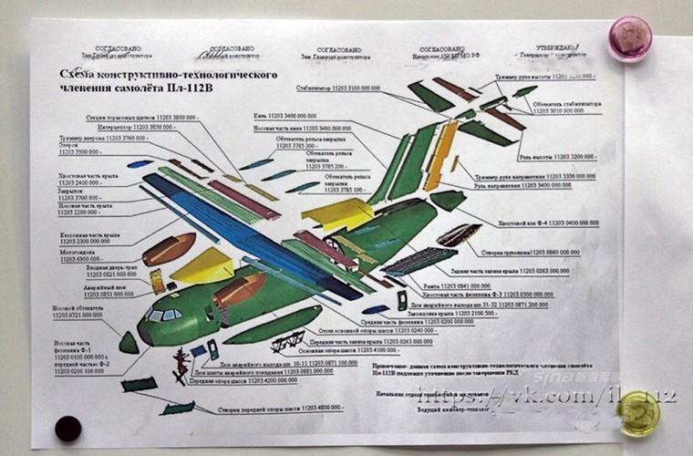 Tham nha may lap rap van tai co Il-112V cua Nga-Hinh-10