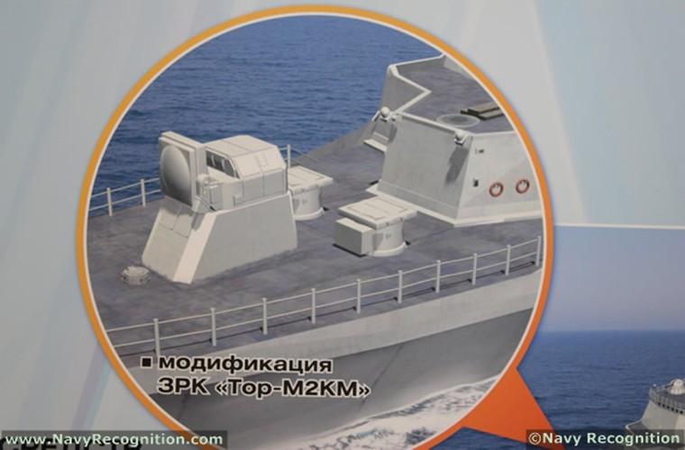 Tor-M2U se giup tau chien Nga chong may bay tang hinh My?-Hinh-6