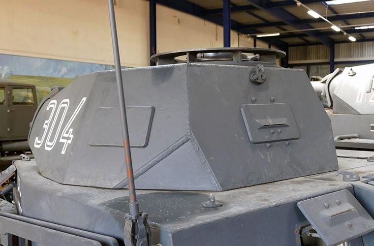 Tai sao Panzer II la