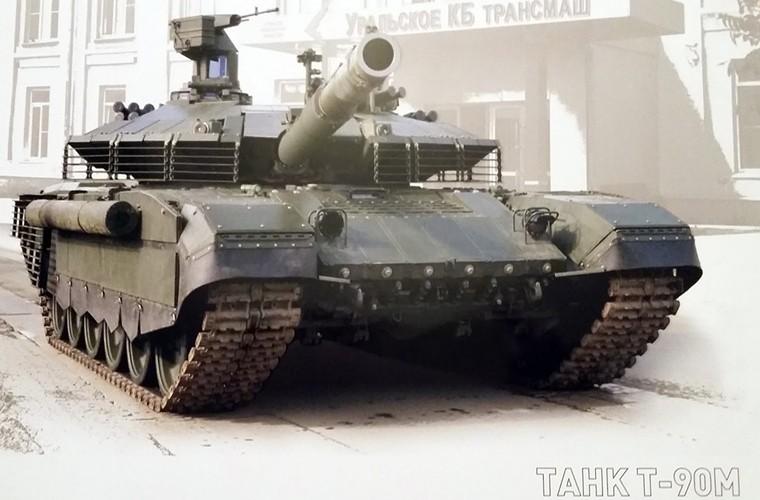Ngo ngang phien ban xe tang T-90M it duoc biet toi-Hinh-4