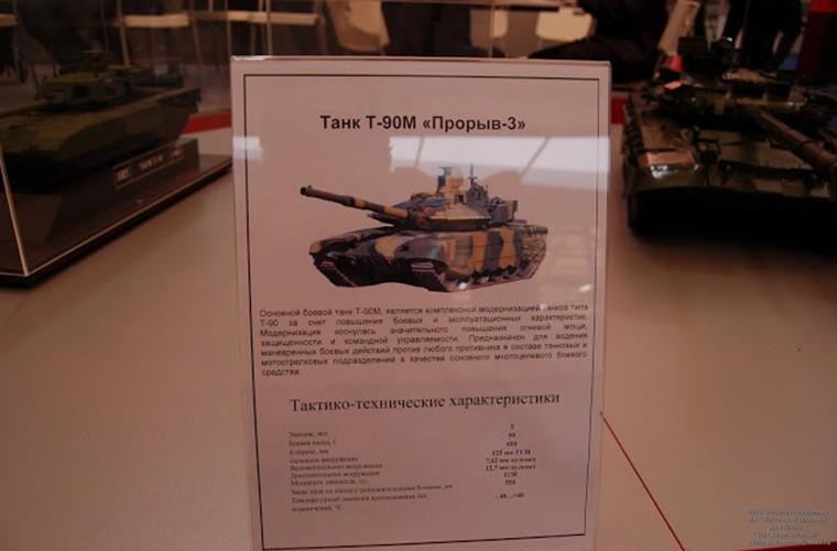 Ngo ngang phien ban xe tang T-90M it duoc biet toi-Hinh-5