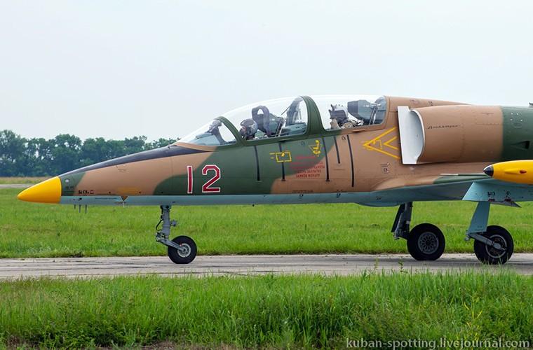 Ly do Nga van chua cho may bay L-39 ve huu