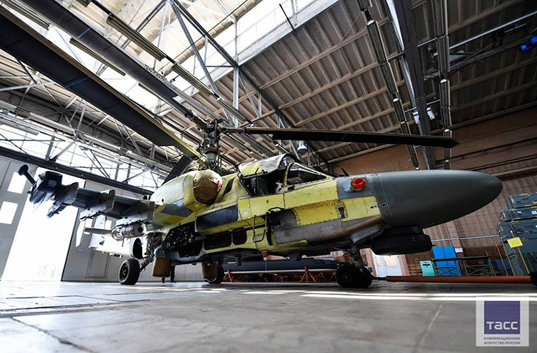 "Thang loi o Syria, truc thang tan cong Ka-52 ""sot xinh xich""-Hinh-11"