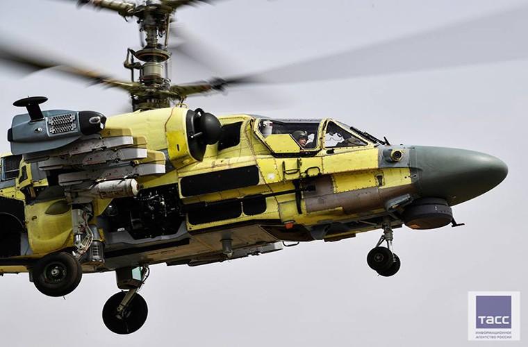 "Thang loi o Syria, truc thang tan cong Ka-52 ""sot xinh xich""-Hinh-14"