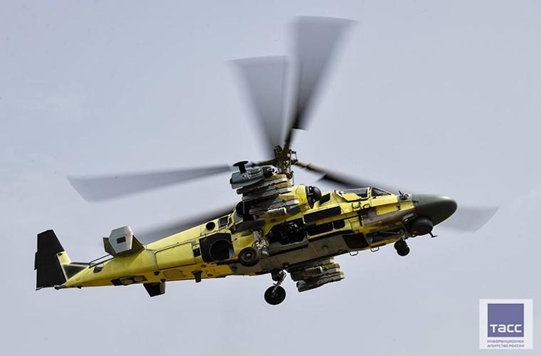 "Thang loi o Syria, truc thang tan cong Ka-52 ""sot xinh xich""-Hinh-15"