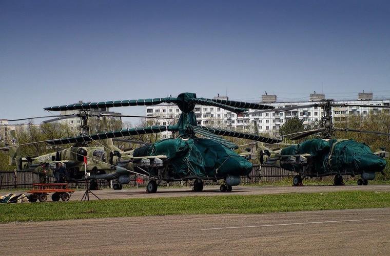 "Thang loi o Syria, truc thang tan cong Ka-52 ""sot xinh xich""-Hinh-2"