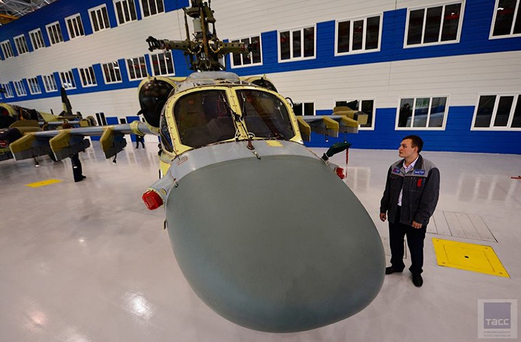 "Thang loi o Syria, truc thang tan cong Ka-52 ""sot xinh xich""-Hinh-6"